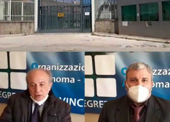 Ruggero Damato e Pasquale Montesano (OSAPP):