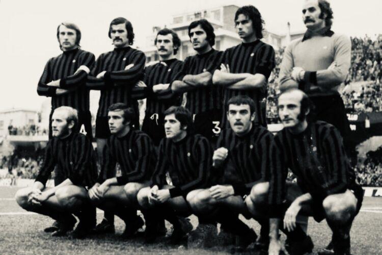Formazione del Foggia 1974/75